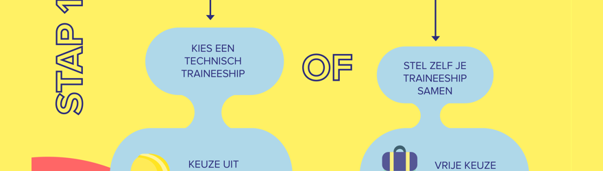 Download infographic traineeship Voort